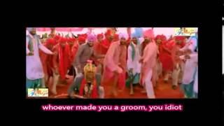"""""""Bhootni Ke"""" - Singh Is Kinng (2008 film) english subs"""
