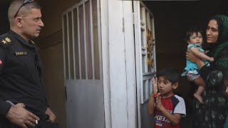 Iraq's Mosul: Rebuilding a city fractured by sectarian mistrust
