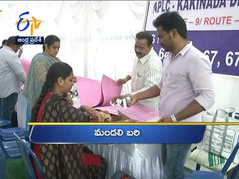 9 AM | Ghantaravam | News Headlines | 22nd March 2019 | ETV Andhra Pradesh