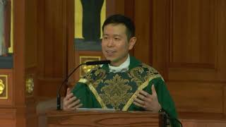 Fr. Leo Song's Homily on the 16th Sunday in Ordinary Time