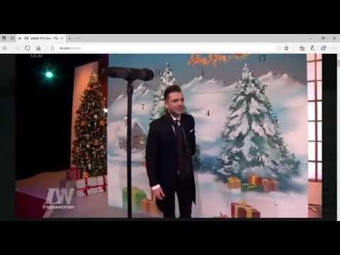 Mark Feehily - Loose Women - 4th December 2017