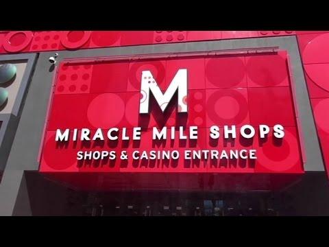 Las Vegas Strip Planet Hollywood, Miracle Mile Shops