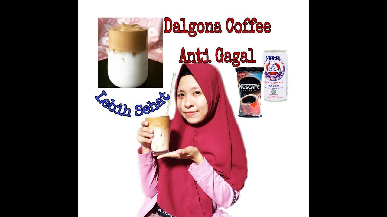 [[ Resep Dalgona Coffee Anti Gagal, No Mixer dan Lebih ...