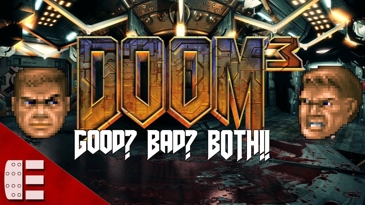 Doom 3 Is a Bad Doom Entry but a Good Game | Expansion Pack