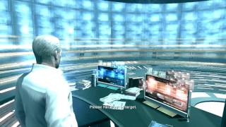 Mindjack PS3 Intro and Gameplay