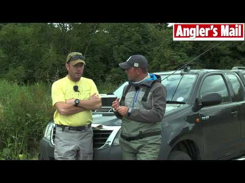River Wye fishing tips with Steve Collett