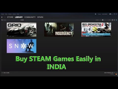 how to put a game on steam
