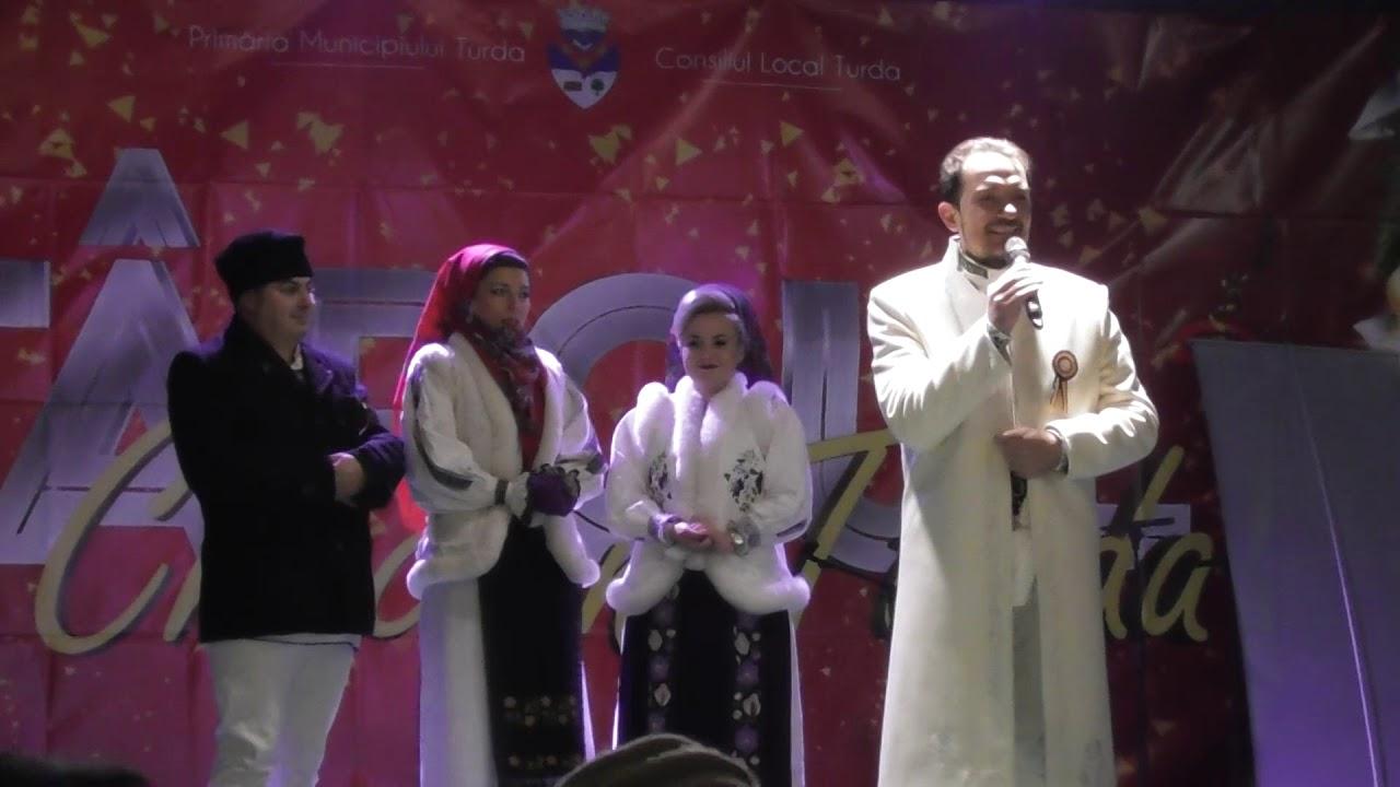 S-a deschis Târgul de Crăciun Turda (05.12.2018)