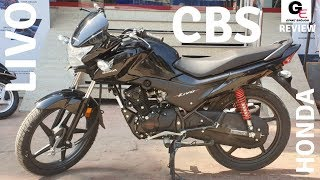 2019 Honda Livo CBS | combined braking | detailed review | features | specs | price !!!