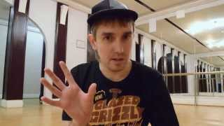 �������� ���� Dubstep Dance Tutorial. Урок 1.1. Что такое дабстеп дэнс? (What is dubstep dance) ������