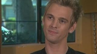 Aaron Carter Opens Up About Addiction Struggle