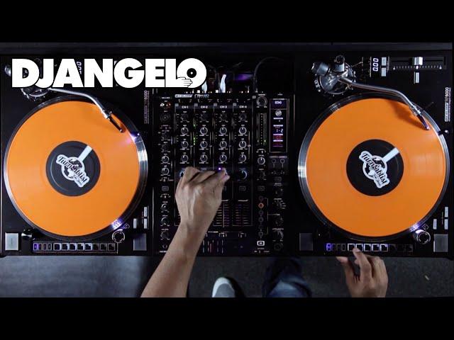 DJ ANGELO - Reloop RP8000 Showcase