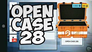 Critical OPS - 28 OpenCase | Ak-47 Havoc | C-OPS