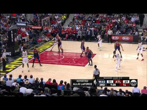 Washington Wizards vs Atlanta Hawks - April 22, 2017
