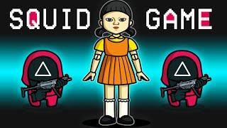 SQUID GAME Mod in Among Us... screenshot 1