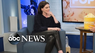 Anne Hathaway says she regrets doubting