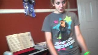 Karli and Jenna Being Stupid!!!:)