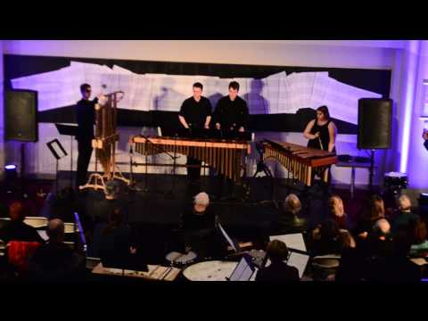 Winnipeg New Music Fest 1.29.17- University of Manitoba Percussion Ensemble- Untitled #1