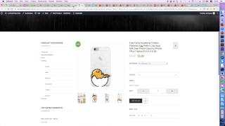 Export products from aliexpress to woocommerce like oberlo