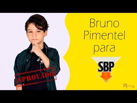 JOB: Bruno Pimentel para SBP