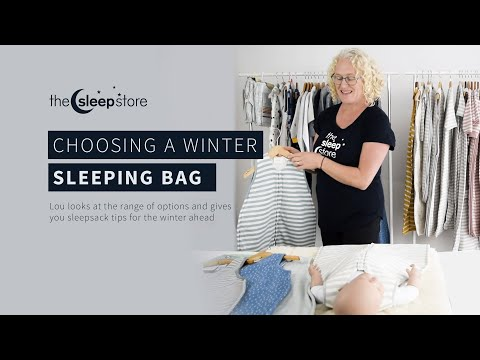 Winter Sleeping Bags For Babies And Toddlers