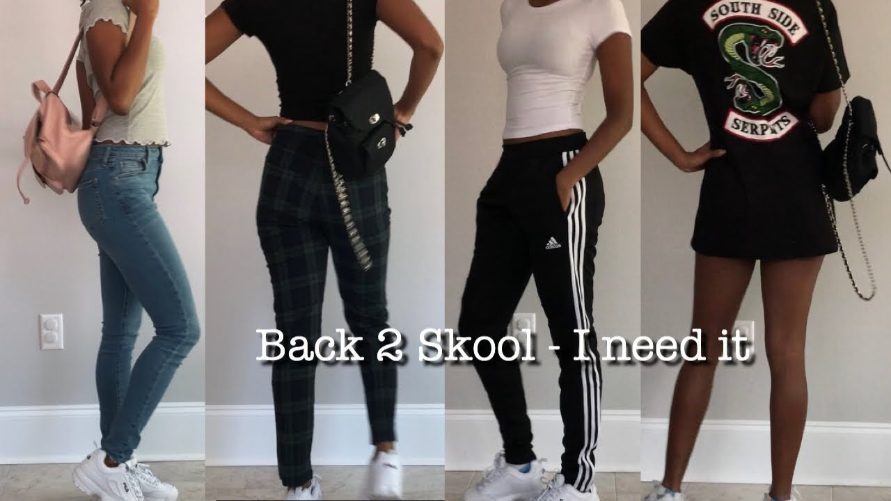 Back To School Outfit Ideas// 2019-2020 3