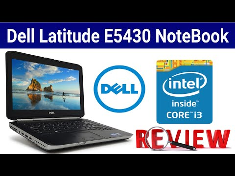 Dell Latitude E5430 Laptop Review | Sohail Computers
