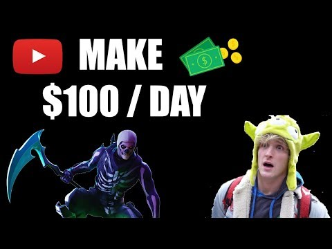 How to Make $100 Per Day On YouTube Without Making Any Videos (2019) 🤑