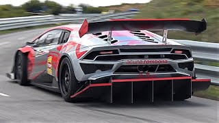 620Hp Lamborghini Hurácan ST || 70 Year Old Driver FLAT-OUT!!