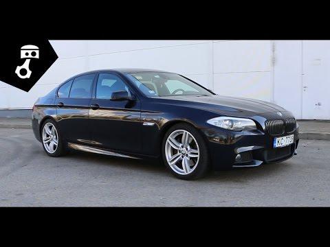 BMW 535d (F10) Тест-драйв; zhmuraTV