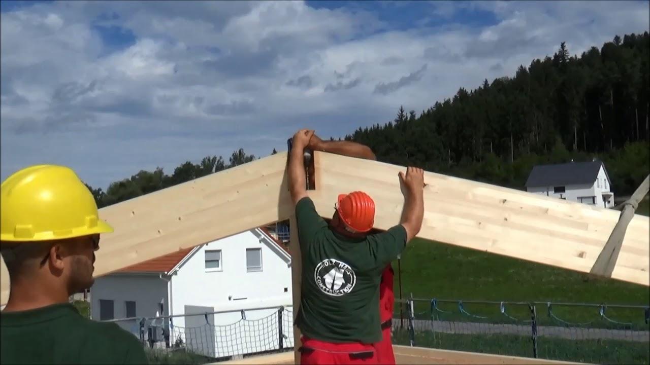 Delightful Holz Haus Construction   Fertighaus Mit Walmdach In Fichtenberg, Stuttgart