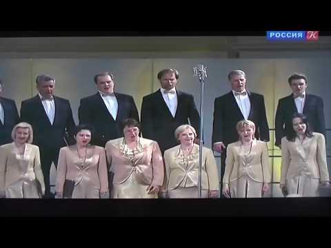 """Старинная студенческая песня """"Наша жизнь коротка""""/хор Минина"""