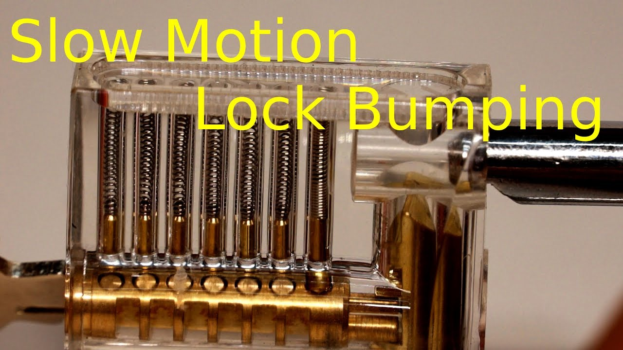 Download Lock Bumping in Slow Motion