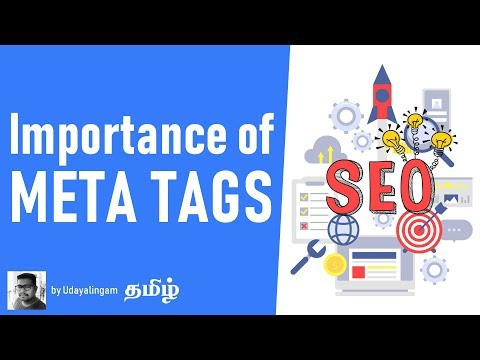 Why Meta Tags Are Important In SEO | How To Create Meta Tags | Digital Marketing Tutorial In தமிழ்