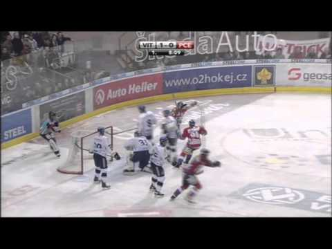 Play off O2 extraligy 2009/2010 - finále: HC Eaton Pardubice vs. HC Vítkovice Steel