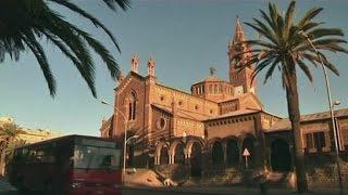 Érythrée, Asmara, une ville touristique
