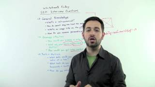 SEO Interview Questions - Whiteboard Friday Moz