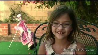 Calif. girl finds diamond in back yard