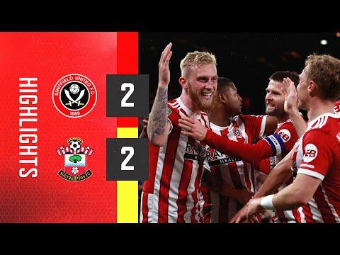 Sheffield Utd Southampton Goals And Highlights