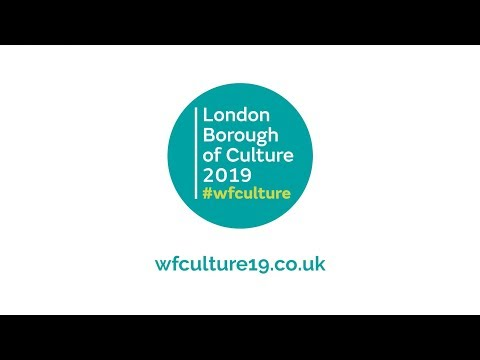 WE'VE DONE IT! Waltham Forest Is Borough of Culture 2019