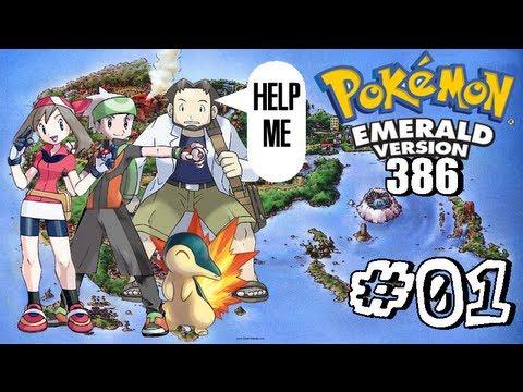Pokemon emerald 386 rom download gba