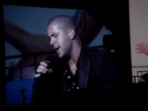 Shayne Ward - Some Tears Never Dry (Live at Breathless Tour M.E.N Arena 2008)