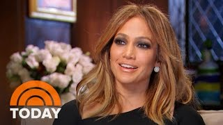 Jennifer Lopez On 'Shades of Blue,' Family Life, Her Career After 40 | TODAY