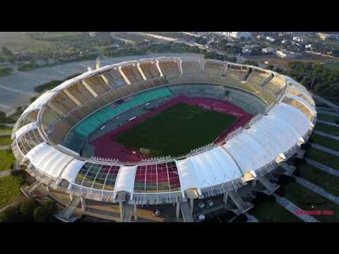 AMAZING 4K DRONE CINEMATIC - STADIO SAN NICOLA - BARI
