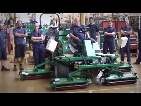 Ransomes Jacobsen - Renowned for Turf Maintenance Solutions on