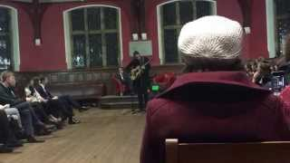 Hozier - Cherry Wine (live at the Oxford Union)