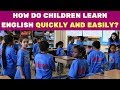 HOW DO CHILDREN LEARN ENGLISH QUICKLY AND EASILY    Tammy TV