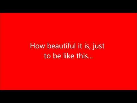 Mandy Moore - I Wanna Be With You (Lyrics)