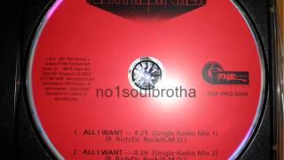 "Fela Fresh Crew ""All I Want"" (Single Radio Mix 1)"