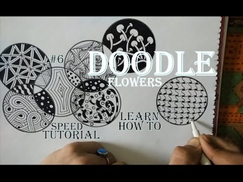 Doodle Art Tutorial For Beginners How To Draw Complex Zentangle